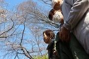 佐藤カツ子様下からの3ショットアップ