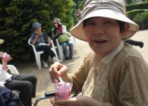 バラのアイス2