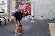 消防訓練⑭