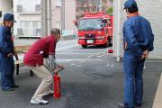 消防訓練⑮