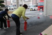 消防訓練⑰